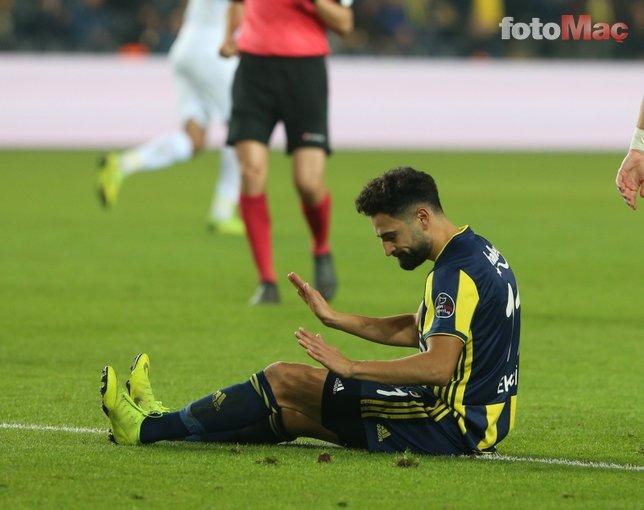 Menajeriyle görüşüldü! Fenerbahçe'nin yıldız ismi Galatasaray'a...