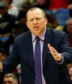 Minnesota Timberwolves'ta Thibodeau'nun görevine son verildi