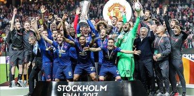 Man United claim first Europa League title