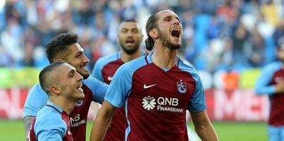 Trabzonspor, Kayserispor'u 4-0 mağlup etti!