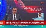 """Canlı yayında duyurdu! """"Beşiktaş o oyuncuyu transfer edebilir"""""""
