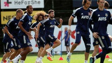 Fenerbahçe'de Hatayspor hazırlıkları devam etti