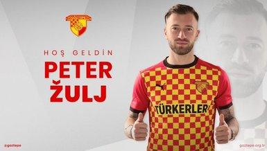 Son dakika: Peter Zulj Göztepe'de!