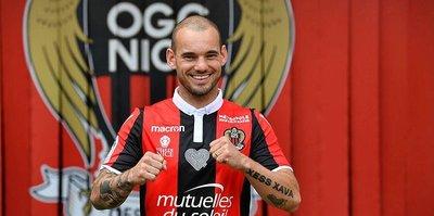 Sneijder Galaxy'de