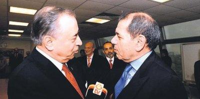 Mustafa Cengiz'den Dursun Özbek'e ihtarname!
