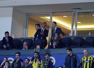 Fenerbahçe Beko - Galatasaray Doğa Sigorta maçından kareler...