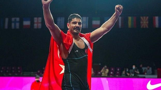 Son dakika spor haberi: Taha Akgül olimpiyatta altın madalya hedefliyor