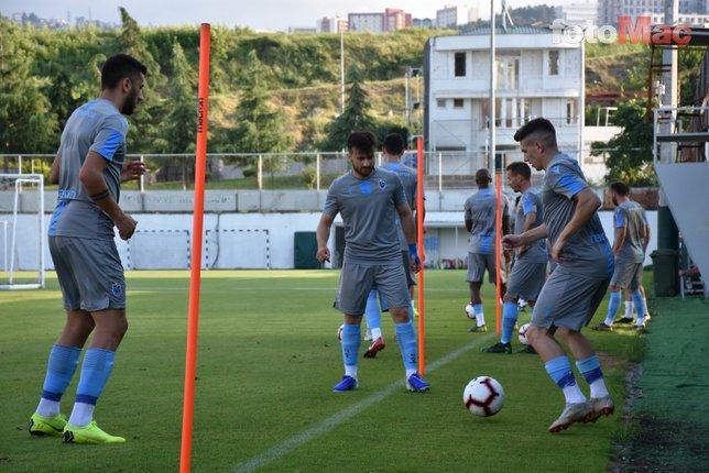 Galatasaray istemişti Trabzonspor kaptı