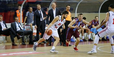 En skoreri Eskişehir Basket