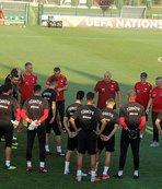 A Milli Futbol Takımı Trabzon'da