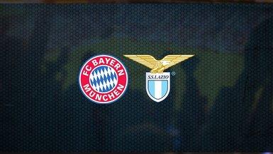 Bayern Münih - Lazio maçı ne zaman, saat kaçta ve hangi kanalda canlı yayınlanacak? | UEFA Şampiyonlar Ligi