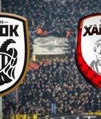 PAOK ve Xanthi'ye puan silme cezası