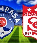 Kasımpaşa - Sivasspor | CANLI