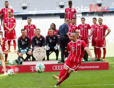 Franck Ribery Galatasaray'a mesaj gönderdi!