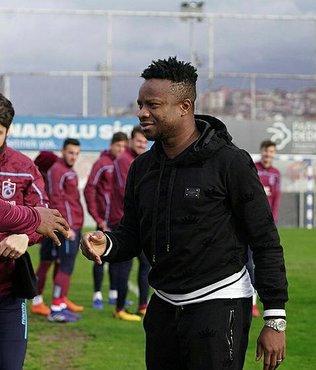 Trabzonspor'a Onazi'den iyi haber