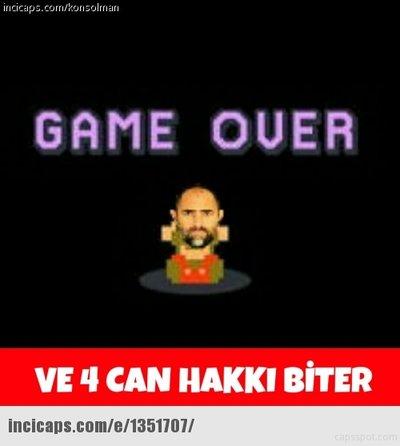 Beşiktaş 3-0 Galatasaray capsleri
