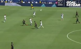 Yılın golü Ibrahimovic'ten