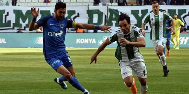 Volkan Şen Konyaspor'un şifresi açıkladı