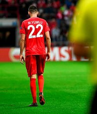 Maç Sonucu   Standard Liege 2 - 1 Akhisarspor l ÖZET