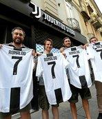 Ronaldo transferi İtalyan basınının gündeminde