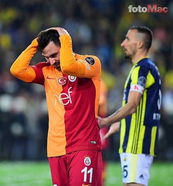 Galatasaray'a Trezeguet'yi Diagne getirecek!