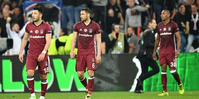 Beşiktaş, deja vu yaşadı