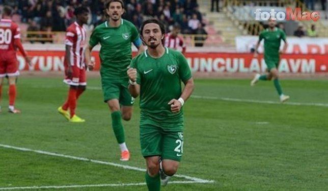 Alex de Souza'nın Türk öğrencisine Süper Lig'den iki talip!