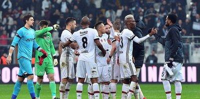 Beşiktaş 1-0 Gençlerbirliği | ÖZET