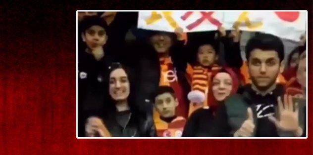 Fenerbahçe taraftarı 'Truva' yaptı