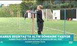 Karius Beşiktaş'ta altın dönemini yaşıyor