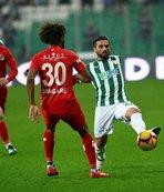 Bursaspor kader maçında Antalyaspor'a konuk olacak