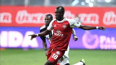 Son dakika spor haberleri: Fatih Karagümrük'te Ndao şoku! Transfer iptal oldu