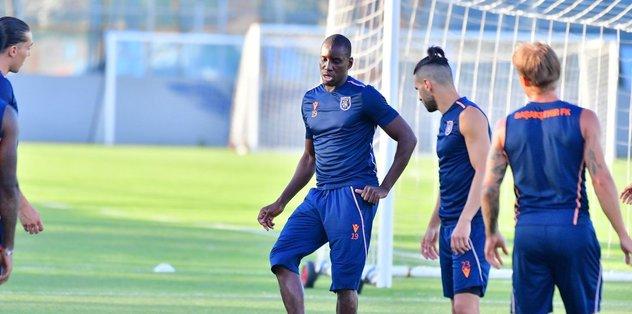 Medipol Başakşehir'de Konyaspor maçı hazırlıkları sürüyor - Futbol -