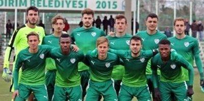 U21'de Bursa sevindi
