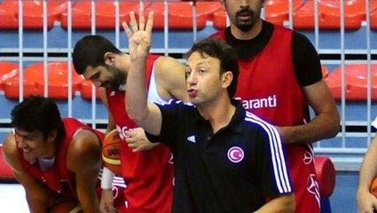 A Milli Basketbol Takımı Başantrenörü Orhun Ene: Ülke bizden başarı bekliyor