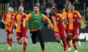 Galatasaray Fenerbahçe'nin rekorunu elinden aldı