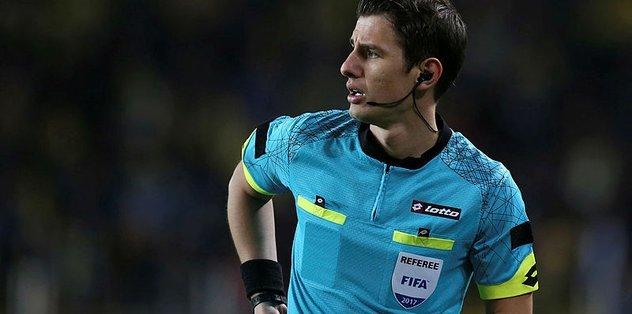 Halil Umut Meler, UEFA U17 Avrupa Şampiyonası finalini yönetecek