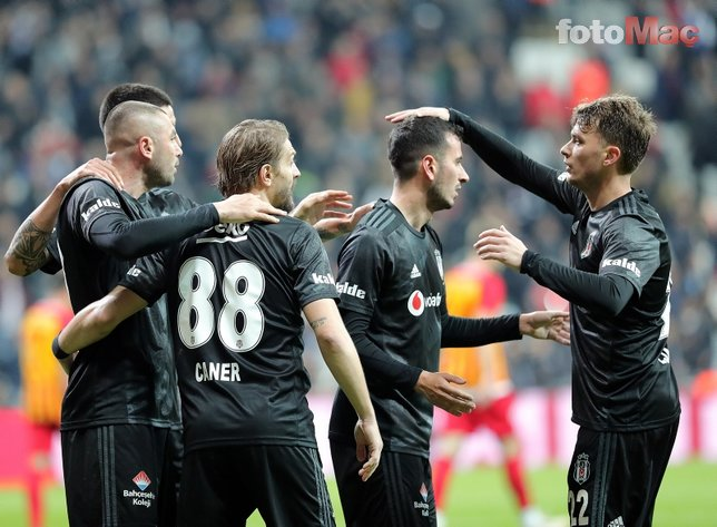 Beşiktaş'tan sürpriz golcü hamlesi!