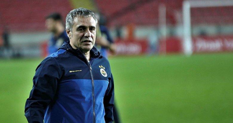Fenerbahçe'de Ersun Yanal'dan Trabzonspor maçı şifreleri! İşte o 4 talimat