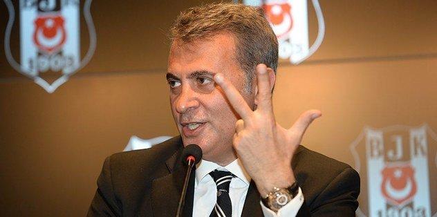 Fikret Orman: Aboubakar konusu kapanmadı