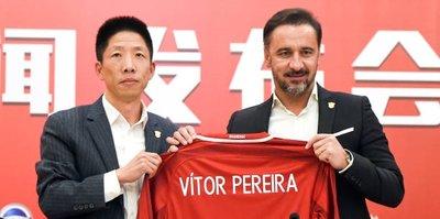 Çin'de günün adamı Pereira