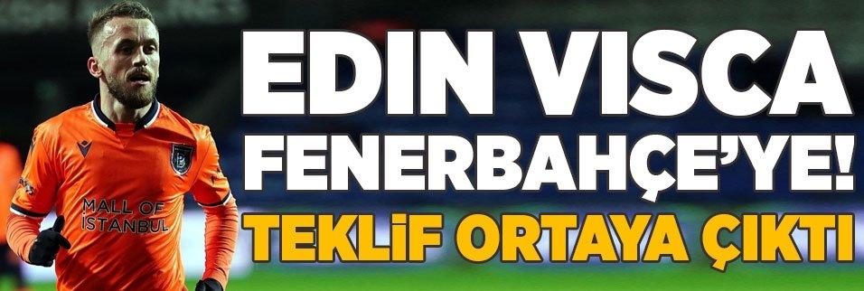 fenerbahceden basaksehire edin visca teklifi 1598649084584 - Transfer sezonunun kralı: Fenerbahçe! Emre Belözoğlu...