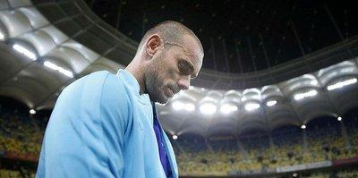 Wesley Sneijder ABD'ye