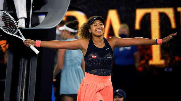 Avustralya Açık'ta Naomi Osaka şampiyon oldu #