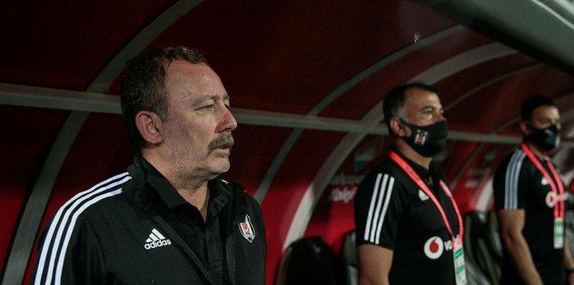 Sergen Yalçın'ın gözdesinden Beşiktaş'a kötü haber!
