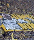 Futbola Dortmund damgası
