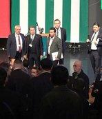 Bursaspor Mali Genel Kurulu'nda kavga çıktı