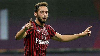 Milan'dan Hakan Çalhanoğlu için flaş sözleşme açıklaması!