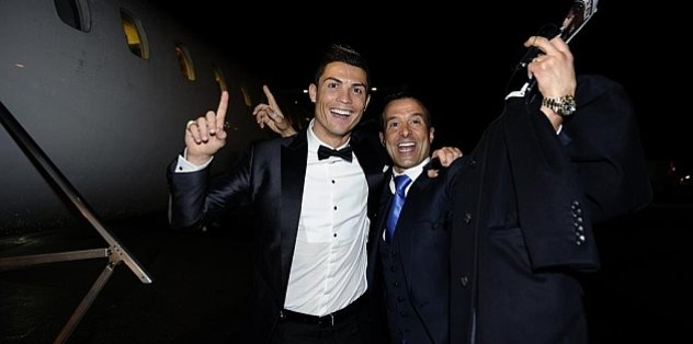 Ronaldo'nun danışmanları ifadeye çağrıldı