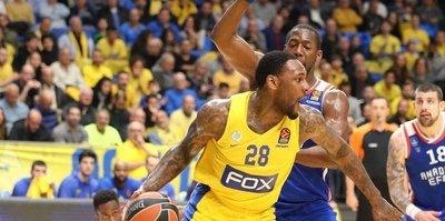 Maç sonucu: Maccabi FOX Tel Aviv - Anadolu Efes: 71-79